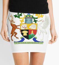Coat of Arms of Queensland Mini Skirt