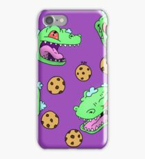Cookie Dinosaur iPhone Case/Skin