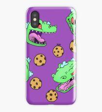 Cookie Dinosaur iPhone Case
