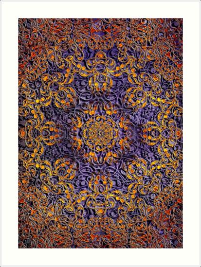 Mandala 25 magic by JBJart
