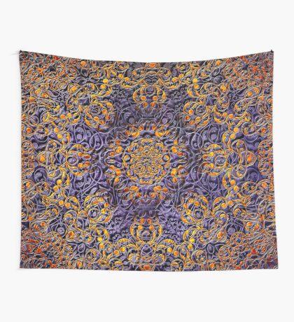 Mandala 25 magic Wall Tapestry