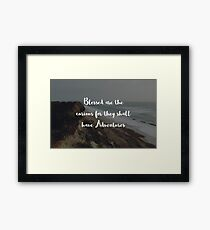 Blessed Adventurers  Framed Print