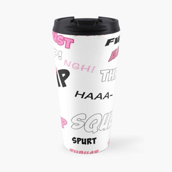 Yaoi sounds / Fx  Travel Mug