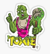 Im with Toxie Sticker