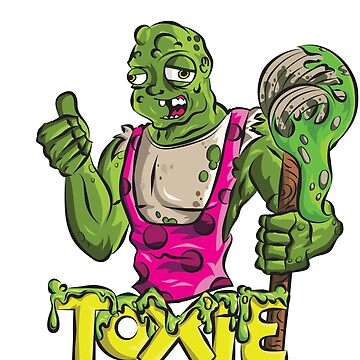 Im with Toxie by whothefugawe