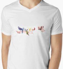 Spectrum V-Neck T-Shirt