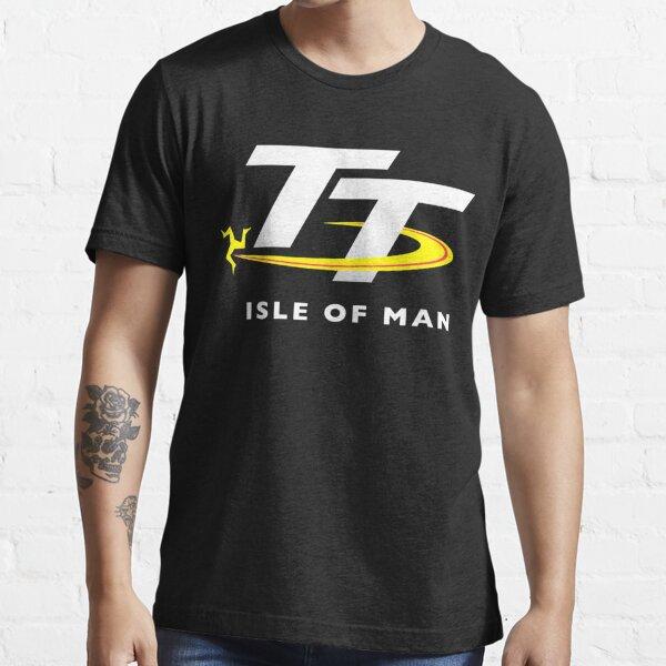 Maillot Isle Of Man TT Races 7 T-shirt essentiel