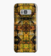 Abstract background pattern Samsung Galaxy Case/Skin