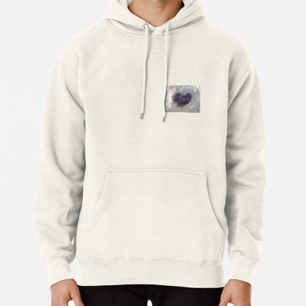 HEART DURING LOW=TIDE Pullover Hoodie