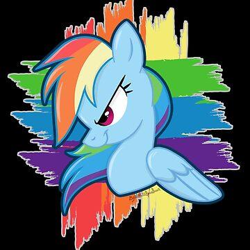 Get Ready For Rainbow Dash! by GummyRaptor