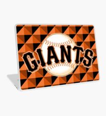 San Francisco Giants Laptop Skin
