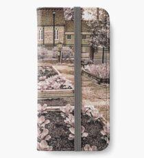 School Garden iPhone Wallet/Case/Skin