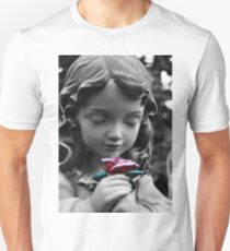 Girl with Rose II T-Shirt