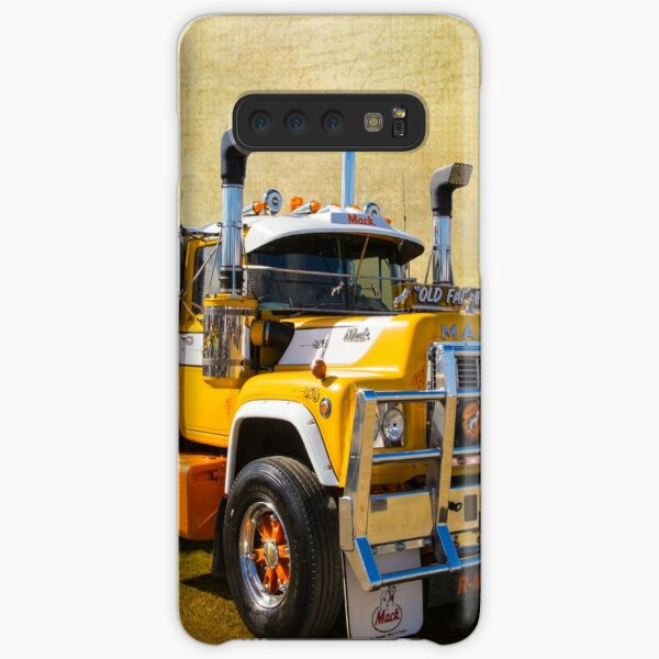 R Model Mack Samsung Galaxy Snap Case