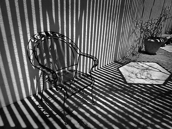 The Chair by Lucinda Walter