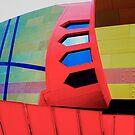 Futuristic Facade - National Museum of Australia by TonyCrehan