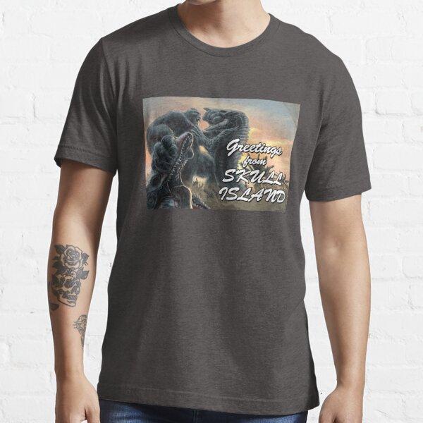 Kong: Skull Island Postcard Essential T-Shirt