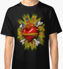 Sacred Pirate Heart Classic T-Shirt