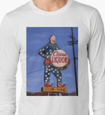 The famed Circus Liquor in Noho! Long Sleeve T-Shirt