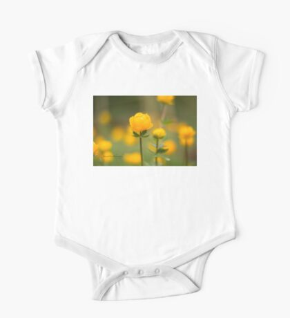 Yellow bud Kids Clothes