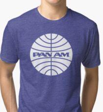 Pan Am Airways Tri-blend T-Shirt