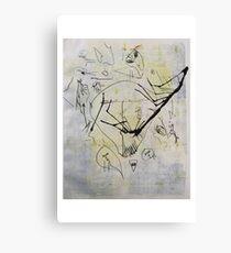 Primitive Canvas Print