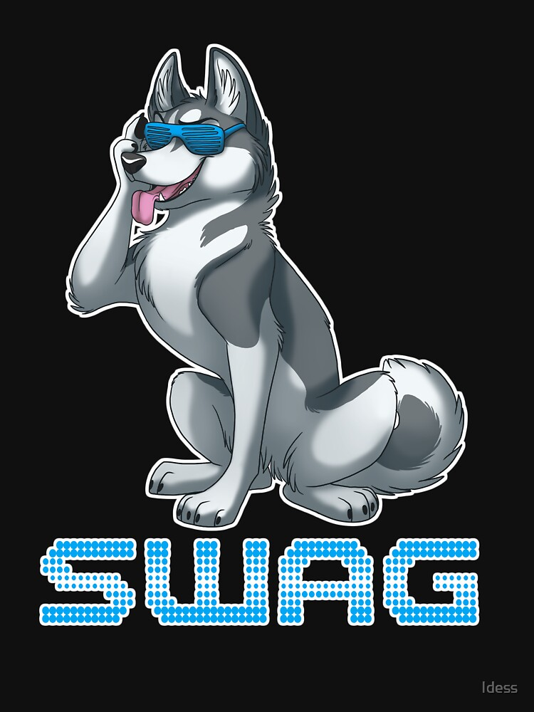 SWAG Husky | Unisex T-Shirt