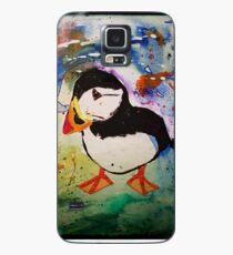 Puffin Case/Skin for Samsung Galaxy