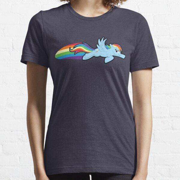Sonic Rainbow Essential T-Shirt