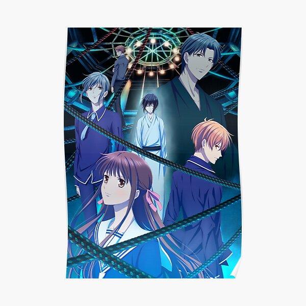 4K Fruits Basket The Final Anime Poster