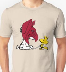 Battle Snoopy and He-Bird T-Shirt