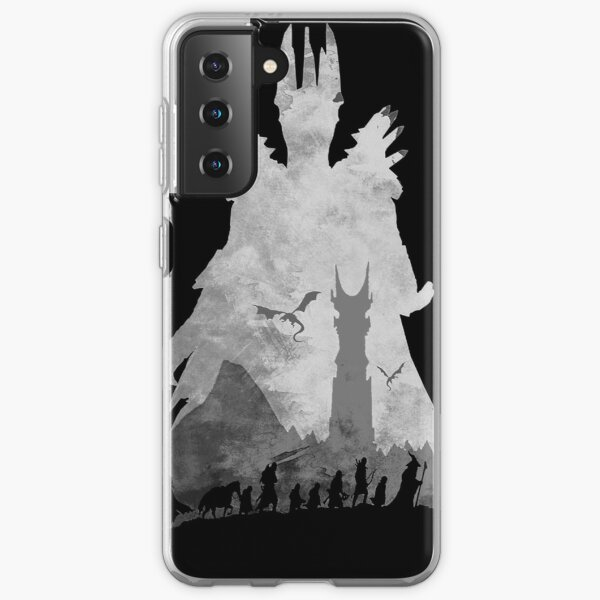 Sauron The Fellowship Shirt, Lord Of The Rings Sauron LotrThe One Ring Samsung Galaxy Soft Case