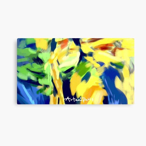 color me happy  Canvas Print