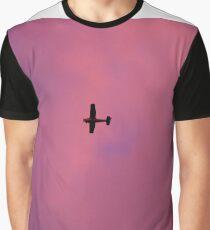 Plane Graphic T-Shirt