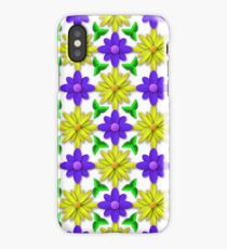 Wall Flowers iPhone Case/Skin