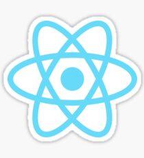 React JS Sticker