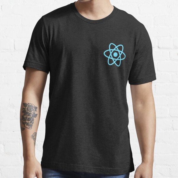 React JS Essential T-Shirt