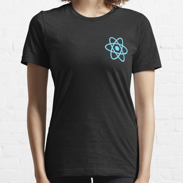 React JS Essential T-Shirt