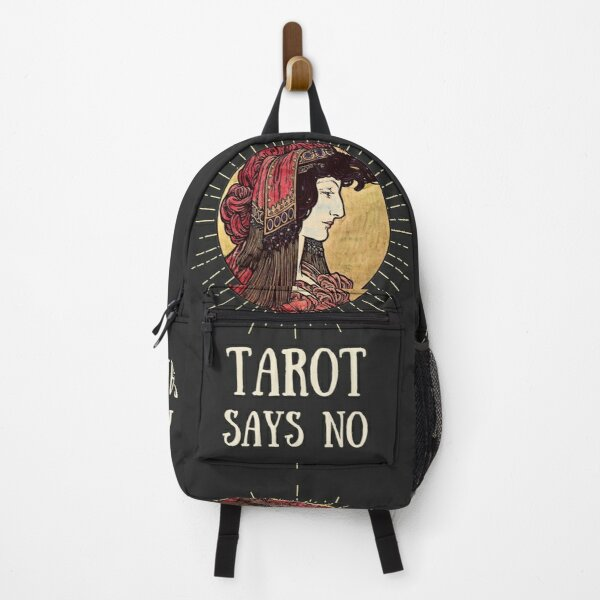 Pouch for Oracle and Tarot Baphomet Deck Bag Oracle Bag Tarot Bag-