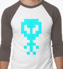 Pixel Space Alien - Light Blue T-Shirt