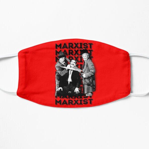Marxist Brothers Flat Mask