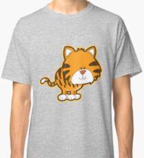 Cute baby tiger Classic T-Shirt