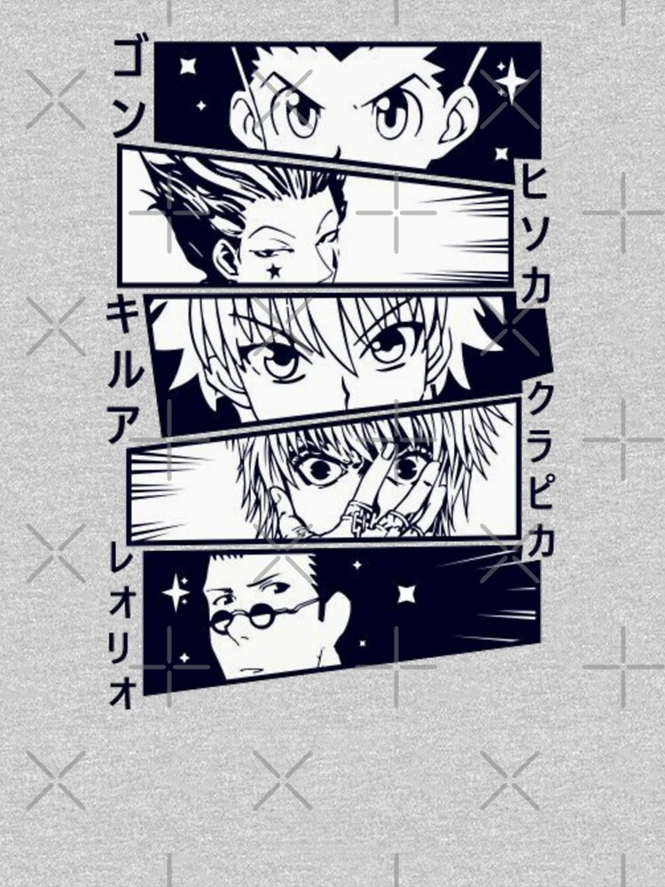 Anime Faces by Maroob