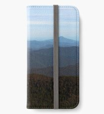 I Can See for Miles and Miles iPhone Wallet