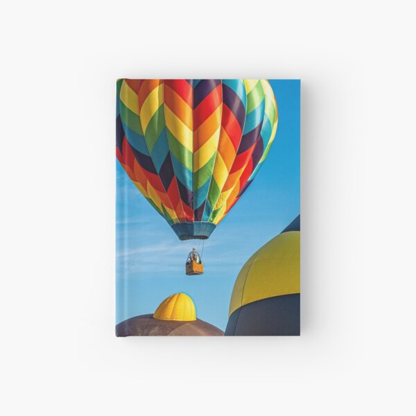 And we have Liftoff Hardcover Journal