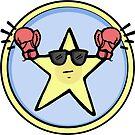 Fight Star by beachxpizza