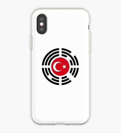 Korean Turkish Multinational Patriot Flag Series iPhone Case