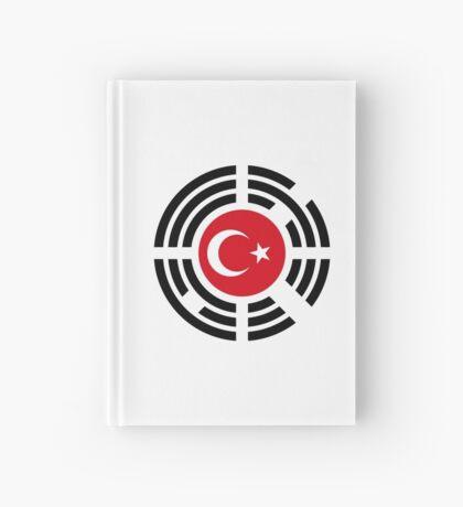 Korean Turkish Multinational Patriot Flag Series Hardcover Journal