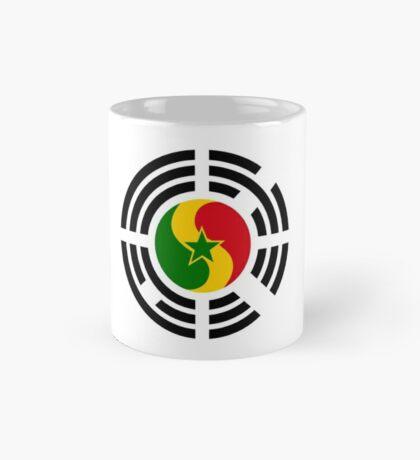 Korean Senegalese Multinational Patriot Flag Series Mug