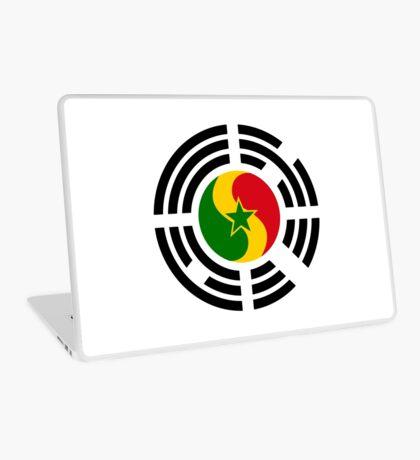 Korean Senegalese Multinational Patriot Flag Series Laptop Skin